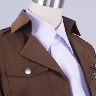 進撃の巨人 調査兵団 兵長 リヴァイ  コスプレ衣装