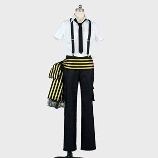 MARGINAL#4「MASQUERADE」3rd Single 野村 アール コスプレ衣装