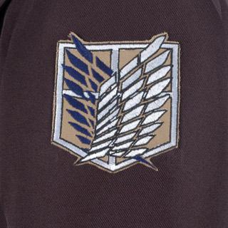 進撃の巨人 -反撃の翼-  ONLINE ミカサ 特別夜戦機動兵  コスプレ衣装