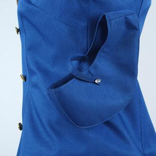 進撃の巨人  -反撃の翼- ONLINE ミカサ 独立特務輜重兵  コスプレ衣装