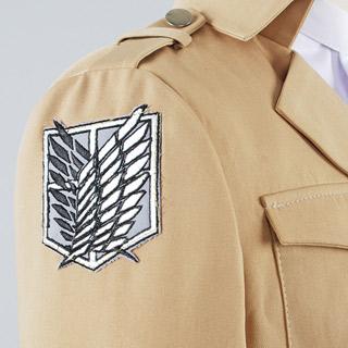 進撃の巨人  調査兵団 兵長 リヴァイ  コスプレ衣装ver3