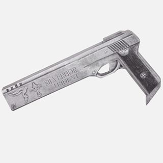 魔法科高校の劣等生  司波 達也 銃  コス用具  武器 装備  コスプレ道具