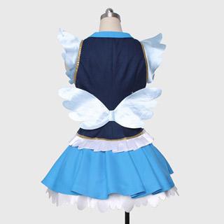 ハピネスチャージプリキュア!  白雪ひめ/キュアプリンセス  コスプレ衣装
