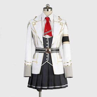 【新春特価】女性L 神々の悪戯 草薙 結衣(くさなぎ ゆい) 高校制服 コスプレ衣装