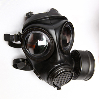 DRAMAtical Murder クリア ガスマスク コス用具  装備 コスプレ道具