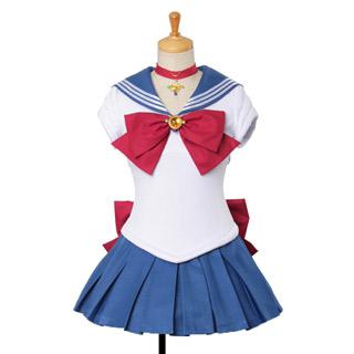 美少女戦士セーラームーン 月野うさぎ 戦闘服 コスプレ衣装