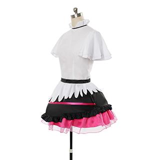 ラブライブ!  「KiRa-KiRa Sensation!」「Happy maker!」 高坂穂乃果 コスプレ衣装