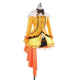 ラブライブ! 「KiRa-KiRa Sensation!」「Happy maker!」 小泉花陽 コスプレ衣装
