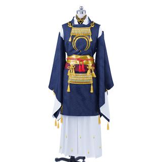 刀剣乱舞 太刀男士 三日月宗近(みかづきむねちか) コスプレ衣装