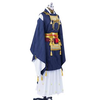 刀剣乱舞 太刀男士 三日月宗近   コスプレ衣装
