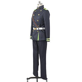 終わりのセラフ 百夜優一郎 軍装風 コスプレ衣装 Ver.2