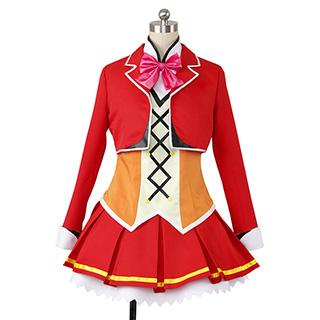 劇場版 ラブライブ! The School Idol Movie 高坂穂乃果 挿入歌SUNNY DAY SONG/? ←HEARTBEAT コスプレ衣装