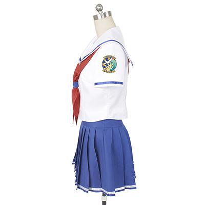 ハイスクール・フリート 岬明乃 コスプレ衣装