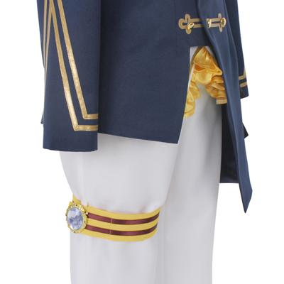 B-PROJECT 無敵デンジャラス 北門倫毘沙 コスプレ  衣装