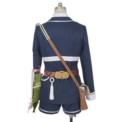 刀剣乱舞 脇差男士 短刀 包丁藤四郎  コスプレ衣装
