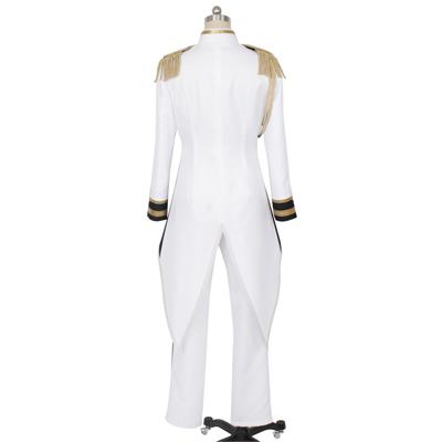 THE IDOLM@STER アイドルマスター STARLIGHT MASTER 04 生存本能ヴァルキュリア 鷺沢文香コスプレ衣装