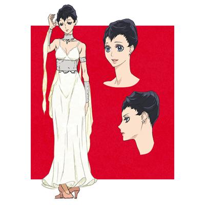 ボールルームへようこそ   花岡雫   コスプレ衣装