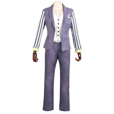 A3!(エースリー) 夏組      皇天馬(すめらぎてんま)  柄 制服    コスプレ衣装
