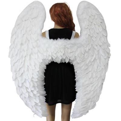 天使の翼      白色     コスプレ道具 ver.2