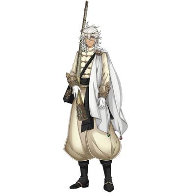 ◆5点限定・予約商品◆ 千銃士   マフムト   コスプレ衣装