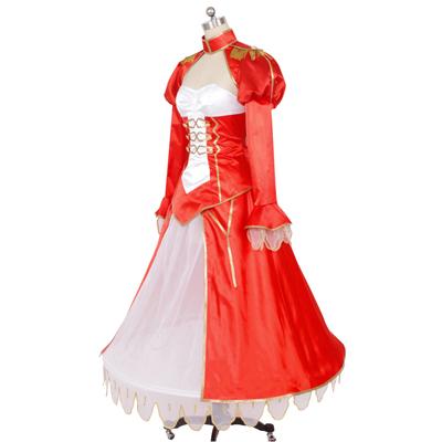 Fate/Grand Order   ネロ・クラウディウス(赤セイバー)   コスプレ衣装