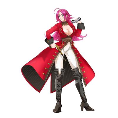 ◆5点限定・予約商品◆ 【FGO 衣装】Fate/EXTRA Last Encore   フランシス・ドレイク/ライダー   コスプレ衣装