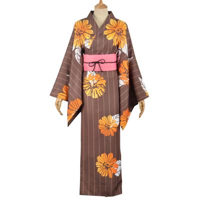 A3!(エースリー)夏祭り 夏組  皇天馬(すめらぎてんま)   和服 着物 コスプレ衣装