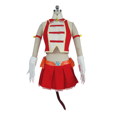 僕のヒーローアカデミア  ピクシーボブ   コスプレ衣装