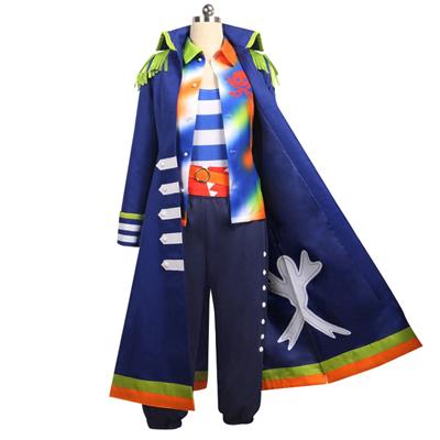 A3!(エースリー) 抜錨!スカイ海賊団   斑鳩三角(いかるが みすみ) 風 コスプレ衣装