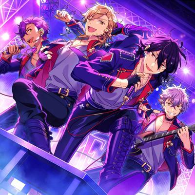 ◆10点限定・予約商品◆ あんさんぶるスターズ!(Ensemble Stars!)あんスタ  UNDEAD CD第五弾 全員 コスプレ衣装