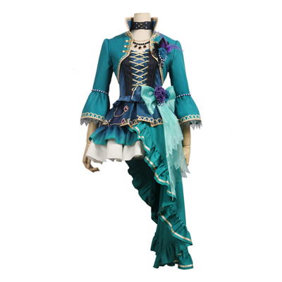 BanG Dream!(バンドリ!) 湊友希那(みなとゆきな)  Roselia 5th Single Opera of the wasteland  コスプレ衣装