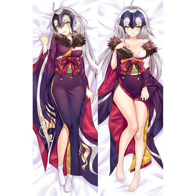 Fate/Grand Order   ジャンヌ·オルタ  等身大抱き枕カバー、オリジナル抱き枕カバー、アニメ抱き枕18.12ver.2