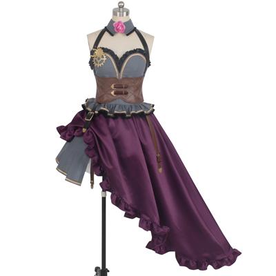 【アイドルマスター 衣装】THE IDOLM@STER  シャニマス LAnticaアンティーカ 白瀬咲耶(しらせ さくや) 風 コスプレ衣装