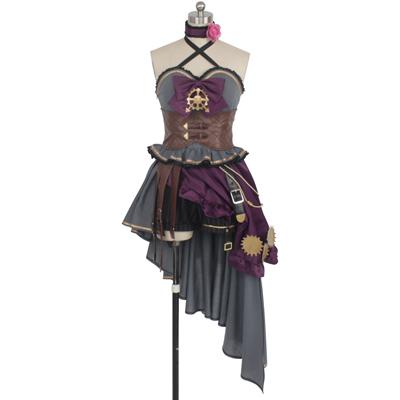 【アイドルマスター 衣装】THE IDOLM@STER シャニマス LAnticaアンティーカ 田中摩美々(たなか ままみ) コスプレ衣装