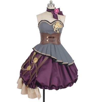【アイドルマスター 衣装】THE IDOLM@STER  シャニマス LAnticaアンティーカ 幽谷霧子(ゆうこく きりこ) 風 コスプレ衣装