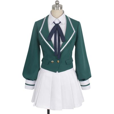 【ゾンビランドサガ 衣装】星川リリィ コスプレ衣装 ver.2