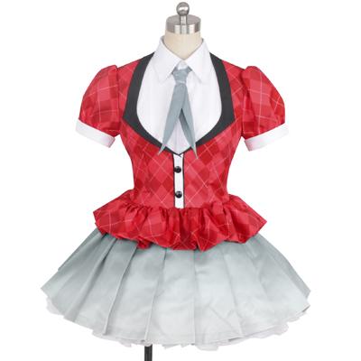 【ゾンビランドサガ 衣装】紺野純子(こんの じゅんこ)   風 コスプレ衣装
