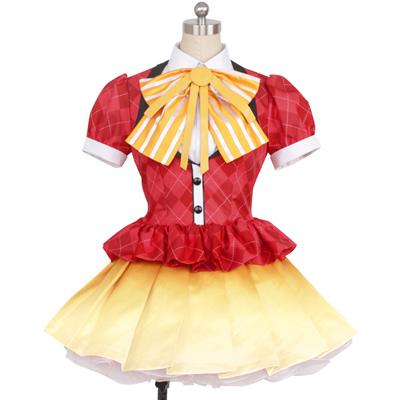 【ゾンビランドサガ 衣装】星川リリィ(ほしかわ リリィ)   風 コスプレ衣装