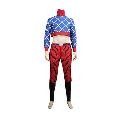 【ジョジョの奇妙な冒険 衣装】グイード・ミスタ  風 コスプレ衣装