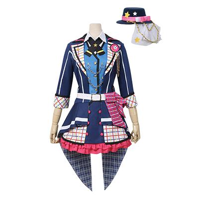 【バンドリ! 衣装】BanG Dream! 走りだそう 最高の音楽! 牛込りみ(うしごめ りみ) コスプレ衣装