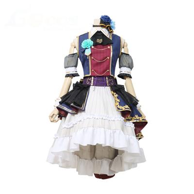 【バンドリ! 衣装】BanG Dream! 7th-LIVE Roselia  氷川紗夜(ひかわ さよ) コスプレ衣装