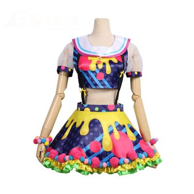 【バンドリ! 衣装】BanG Dream! Poppin'Party New_Costumes  牛込りみ(うしごめ りみ) コスプレ衣装