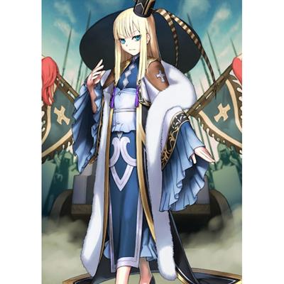 ◆5点限定・予約商品◆ 【Fate/Grand Order 衣装】FGO 第3再臨 司馬懿(ライネス)   コスプレ衣装