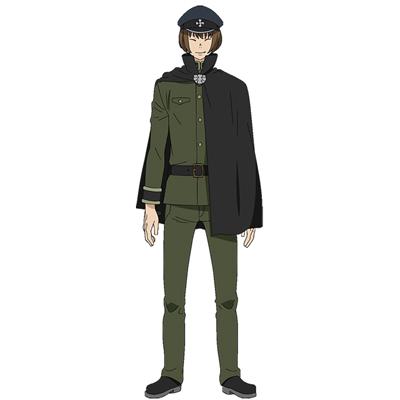 ◆5点限定・予約商品◆ 炎炎ノ消防隊  武能登(タケル・ノト)  コスプレ衣装