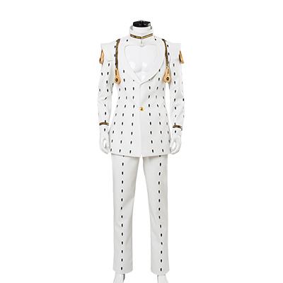 【ジョジョの奇妙な冒険 衣装】第5部 黄金の風  ブローノ・ブチャラティ ジョルノ・ジョバァーナ コスプレ衣装