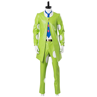 【ジョジョの奇妙な冒険 衣装】第5部 黄金の風  パンナコッタ・フーゴ ジョルノ・ジョバァーナ 風 コスプレ衣装