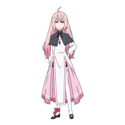 ◆5点限定・予約商品◆ 魔王様、リトライ! ルナ・エレガント コスプレ衣装