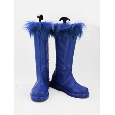 【転生したらスライムだった件 ブーツ 】リムル    風 コスプレ靴  風 コスプレブーツ