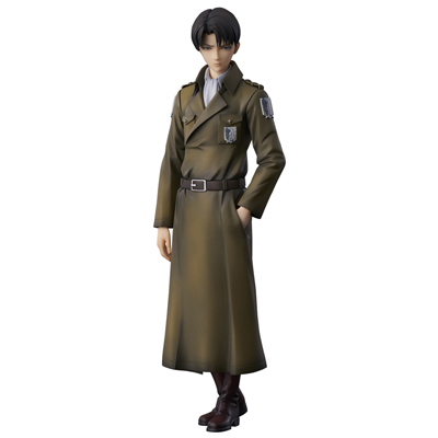 ◆5点限定・予約商品◆ 進撃の巨人   調査兵団の兵士長 リヴァイ   コスプレ衣装