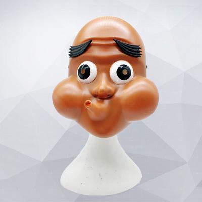 【鬼滅の刃 道具】鋼鐵塚蛍(はがねづか ほたる)  マスク  コスプレ道具